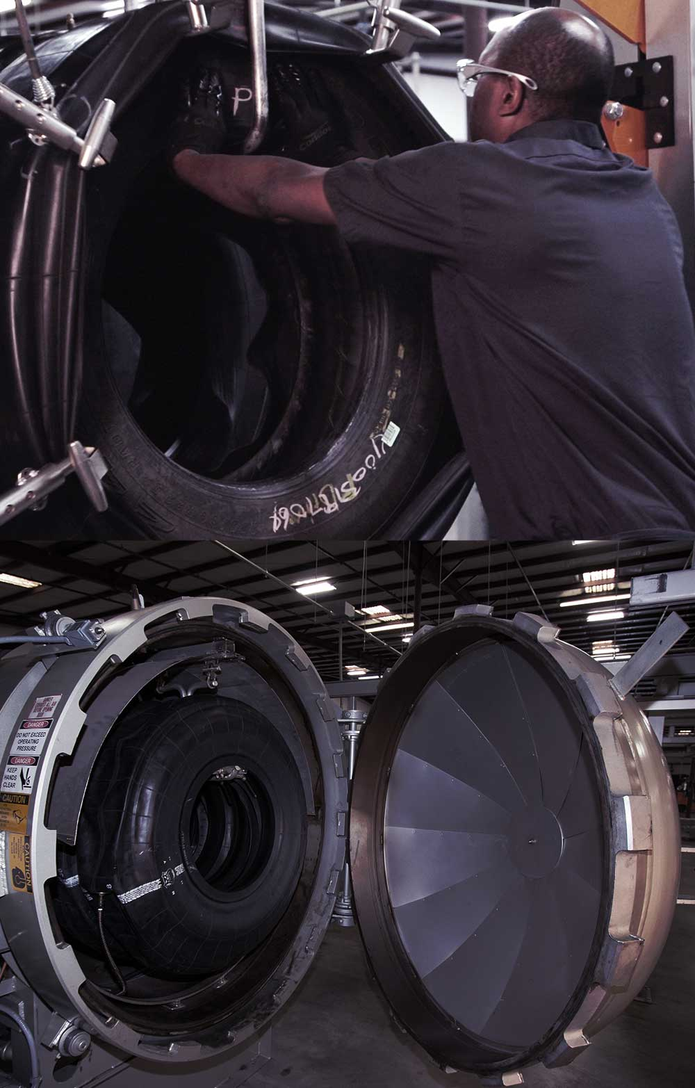Oliver® Retread Tires | Our 7-Step Retread Process